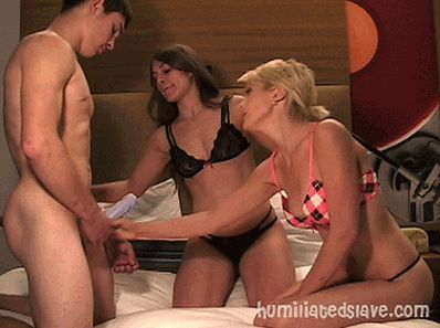 Humiliated Slave tube